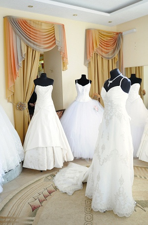 Inland empire wedding dress cleaners wedding dress alterations for Pre worn wedding dresses